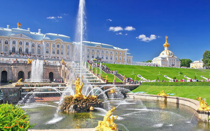 هزینه ی بازدید از جاذبه ها در روسیه