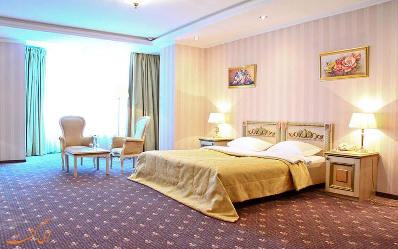 اتاق های هتل اس. کی رویال مسکو