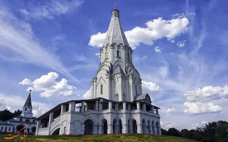 کلیسای عروج مسکو