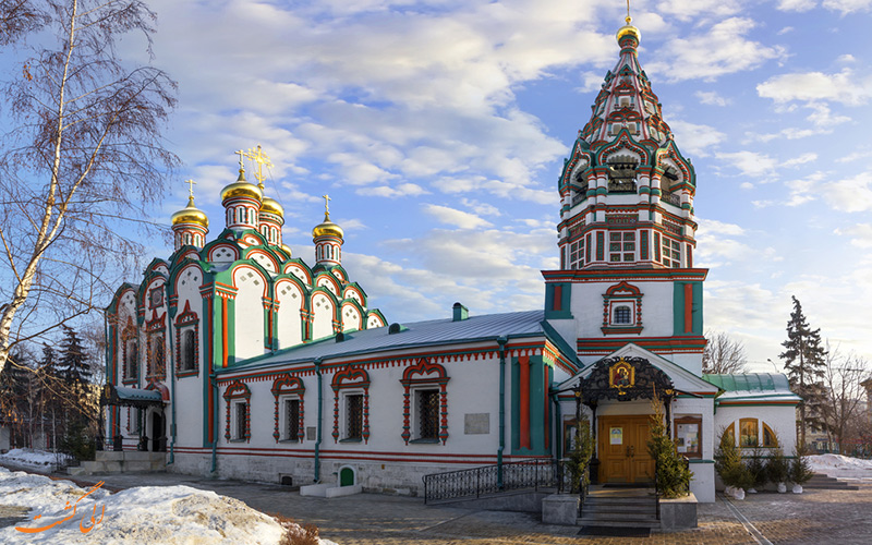 کلیسای سنت نیکولاس در خامونیکی
