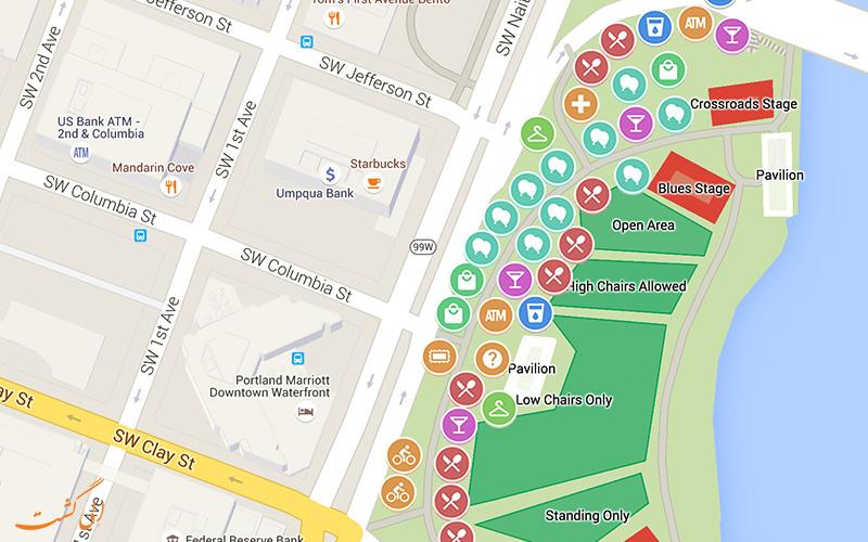 اپلیکیشن Google Maps