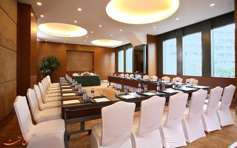 اتاق کنفرانس هتل گرند مرکور شانگهای