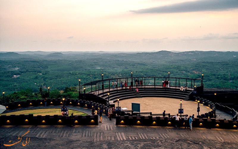 اقامت در جاتایوپارا-بزرگترین مجسمه پرنده جهان
