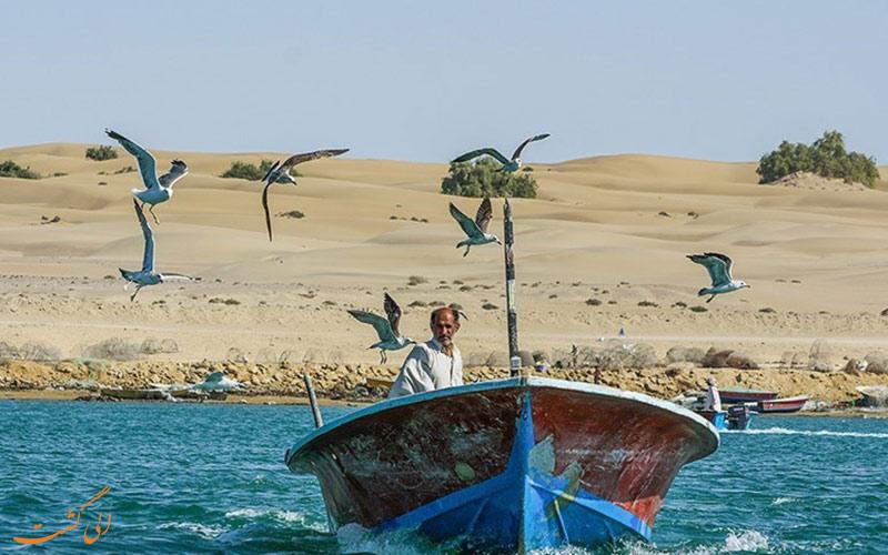 تاریخ اقوام بلوچ و صنعت ماهیگیری