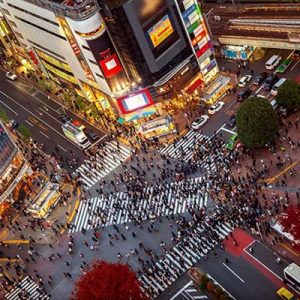دیدنی های شهر توکیو