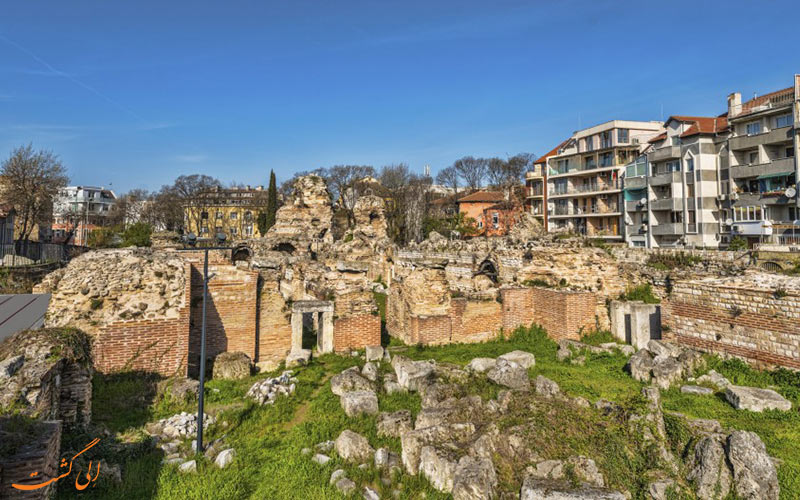 حمام های رومی وارنا-سفر پیشنهادی به وارنا