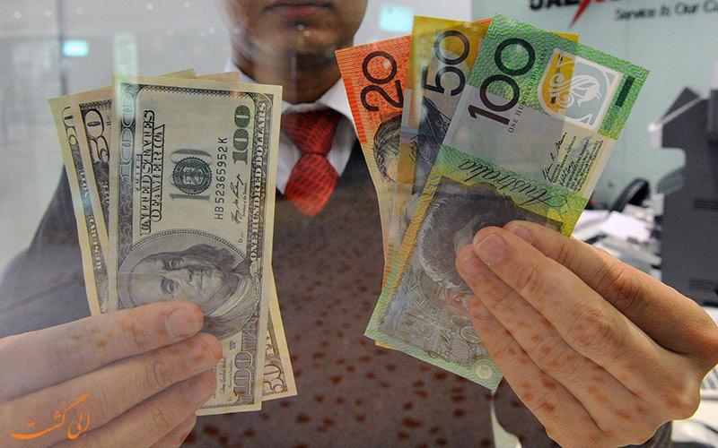 درآمد و شرایط زندگی در استرالیا