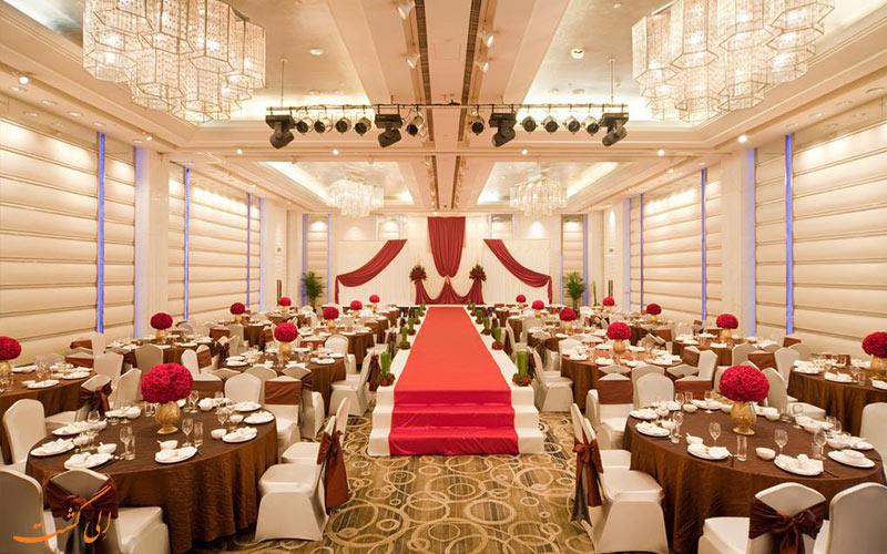 رستوران هتل گرند مرکور شانگهای