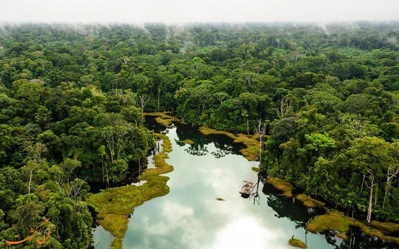 رود-و-جنگل-های-آمازون-در-پرو