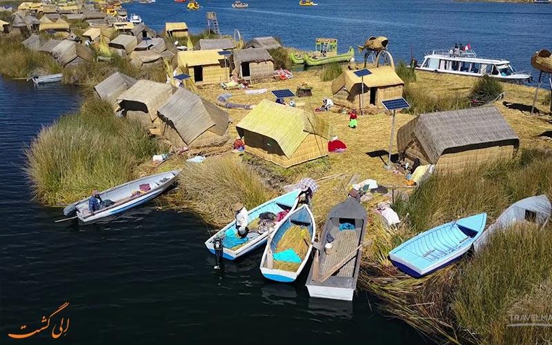 روستاهای-محلی-در-آمازون-در-پرو