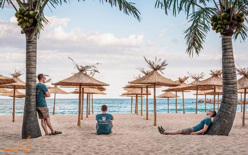 سواحل زیبای وارنا-برنامه سفر پیشنهادی به وارنا