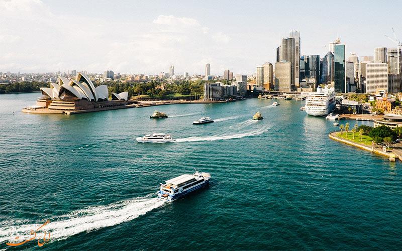 سیدنی و شرایط زندگی در استرالیا