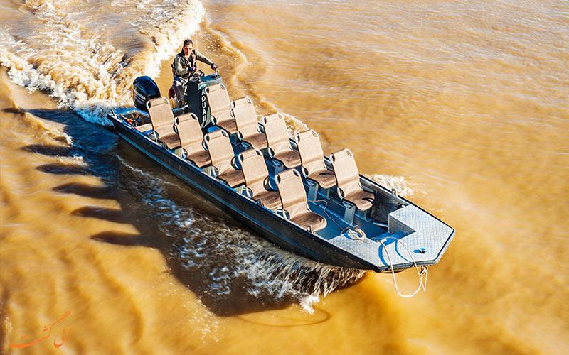 قایق-های-پرسرعت-گردشگری-آمازون-در-پرو