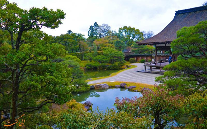 قصر امپراطوری ژاپن