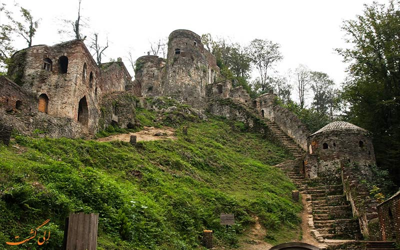 قلعه-رودخان-بهترین مناطق شمال