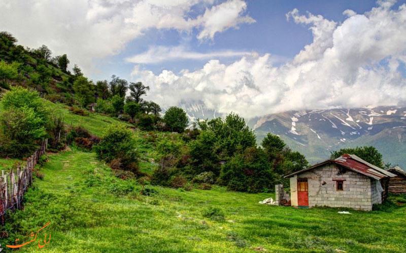 مازیچال-بهترین مناطق شمال برای سفر
