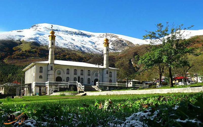 مسجد آدینه در جواهرده
