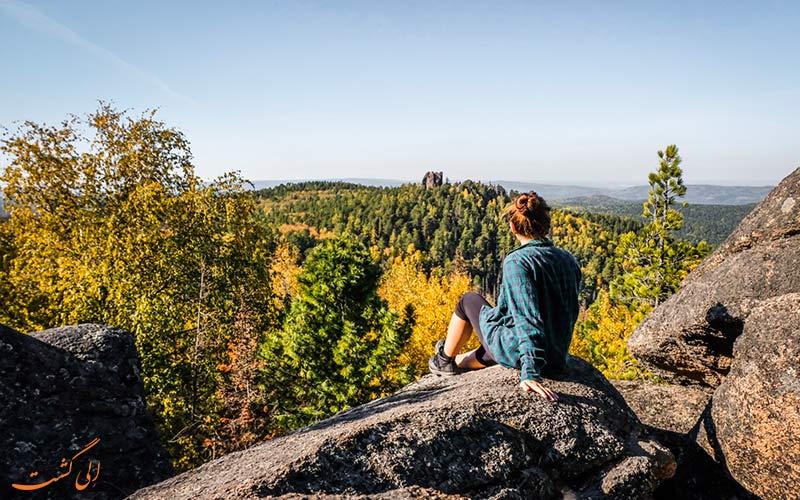 منطقه حفاظت شده زاپوودنیک استولبای