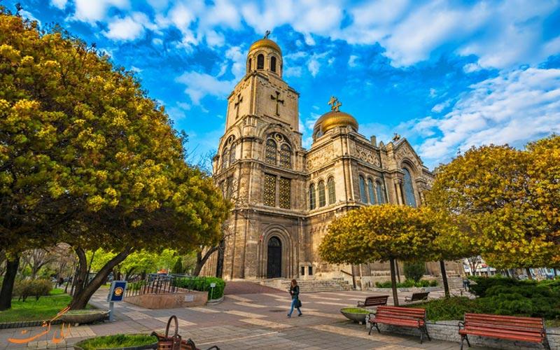 کلیساهای وارنا-سفر پیشنهادی به وارنا