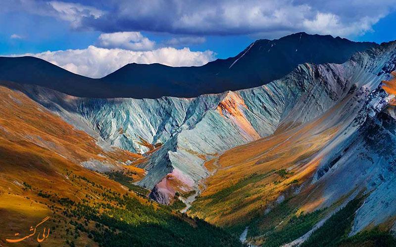 کوهستان آلتای-دیدنی های روسیه