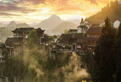 دهکده های چین ، گشت و گذار در شهرهای قدیمی و باستانی