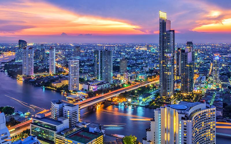 جاهای دیدنی بانکوک
