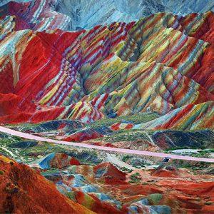 پارک ملی ژانگی دانکسیا