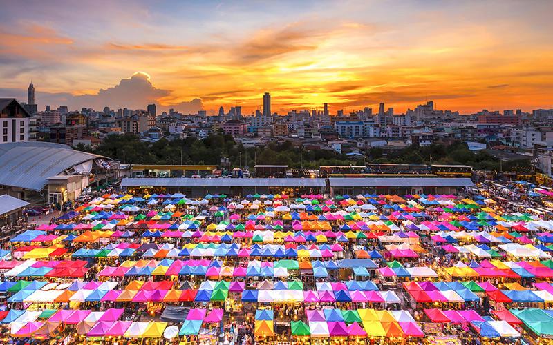 بانکوک شناور
