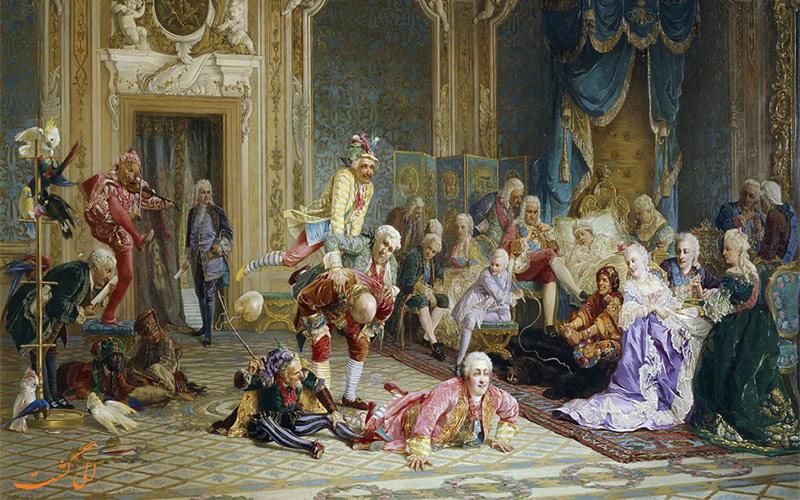 خاندان سلطنتی روسیه