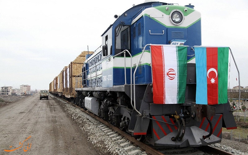 سفر زمینی به باکو با استفاده از قطار
