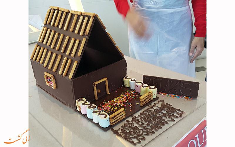 موزه شکلات فیدانی در مالزی