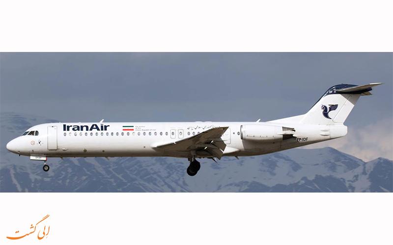 معرفی مختصر شرکت هواپیمایی ایران ایر
