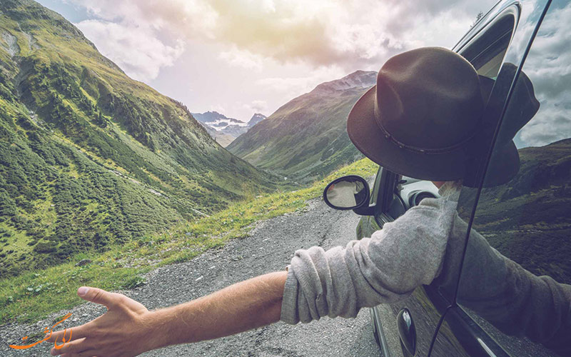 لیست وسایل مورد نیاز برای سفرهای جاده- وسایل مورد نیاز سفر