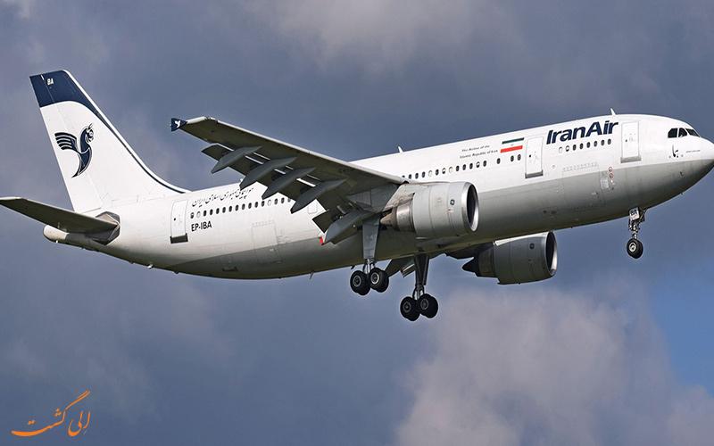 انواع هواپیماهای مسافربری ایران ایر ، بررسی هواپیماهای فعال این شرکت