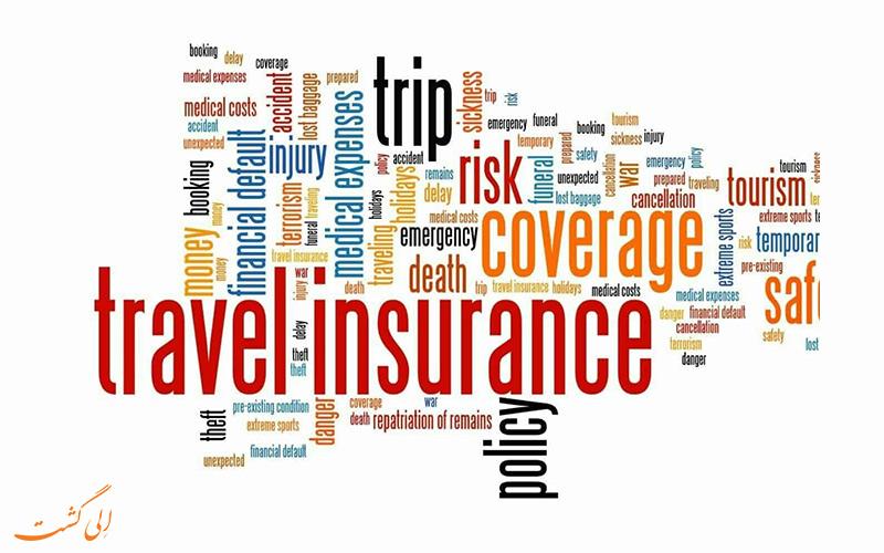 انتخاب طرح اشتباه برای بیمه ی مسافرتی
