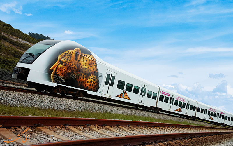 مزایای سفر با قطار