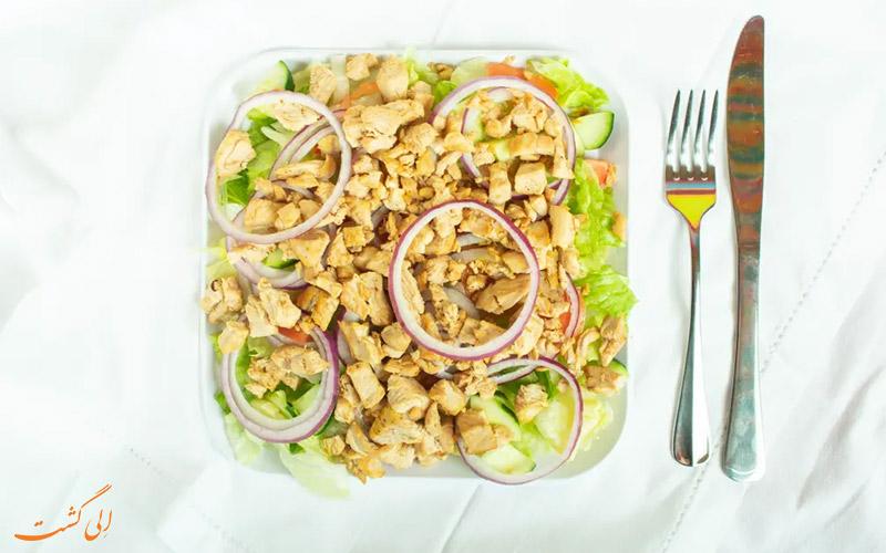 غذای مناسب گیاهخواران