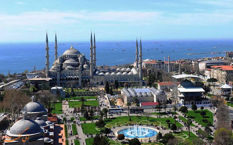 تور استانبول 3 روزه ، بررسی سفر به استانبول با الی گشت