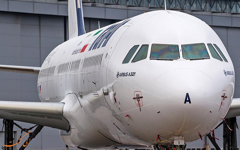 بررسی انواع هواپیماهای مسافربری ایران ایر
