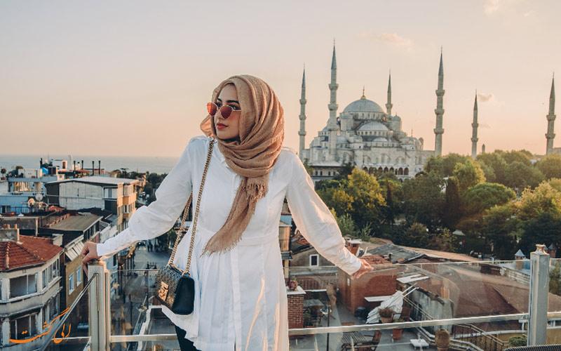تور استانبول 3 روزه