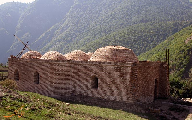 روستای سر حمام | Sarhammam Pazevar
