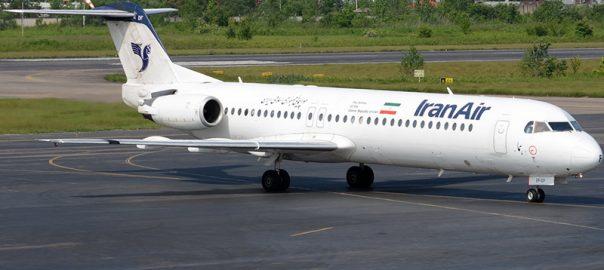 معرفی انواع هواپیماهای مسافربری ایران + تصویر