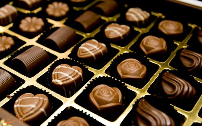 موزه شکلات فیدانی در مالزی ، معرفی موزه ی شکلات در مالزی