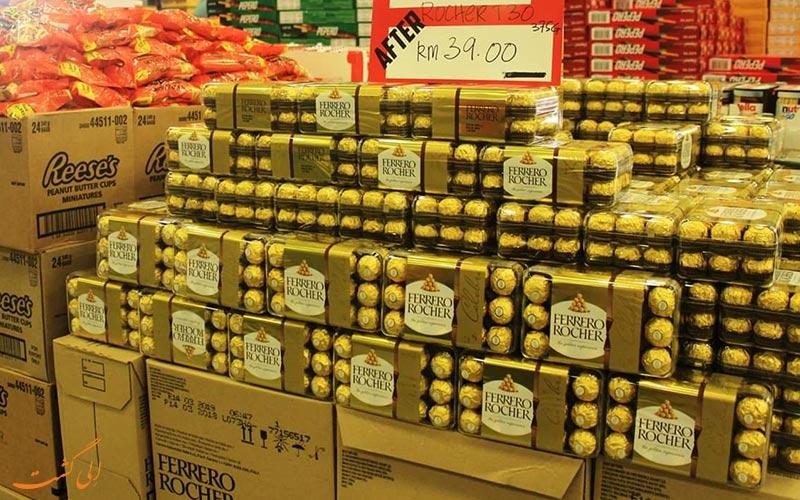موزه شکلات فیدانی در مالزی | Chocolate Museum by Fidani