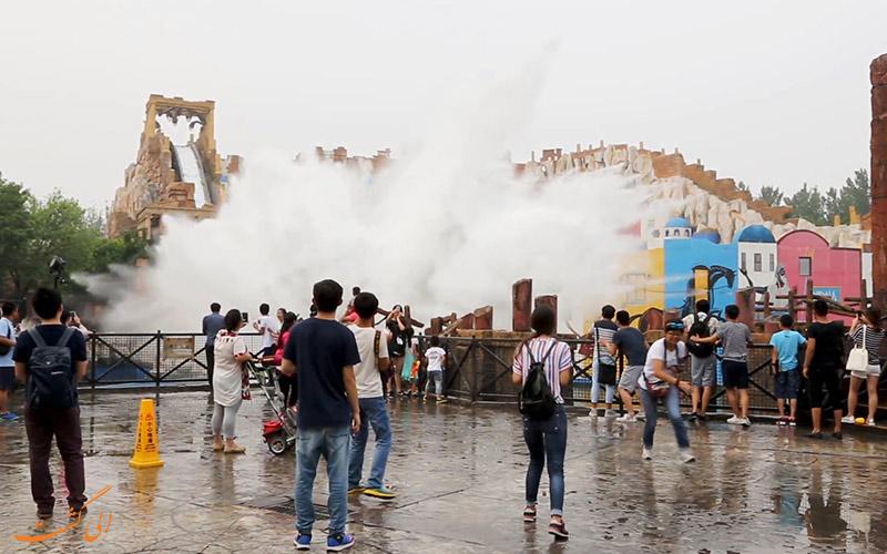 شهربازی هپی والی پکن-شرایط زندگی در چین
