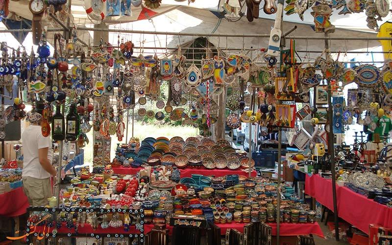 بازار تورگوتریس | TURGUTREIS