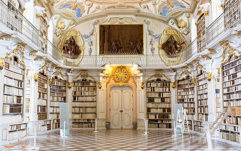 معروف ترین کتابخانه های جهان برای علاقه مندان به مطالعه