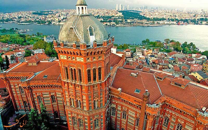 گشت های شهری استانبول