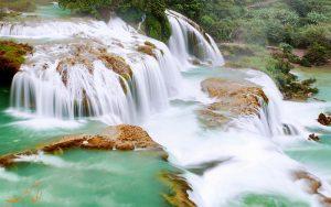 آبشارهای دیتین و بن گیوک