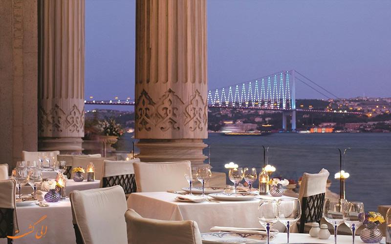 رستوران توگرا در استانبول